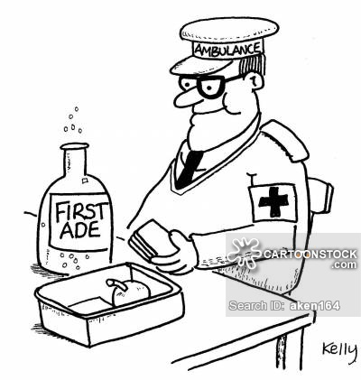 400x421 Red Cross Cartoons And Comics