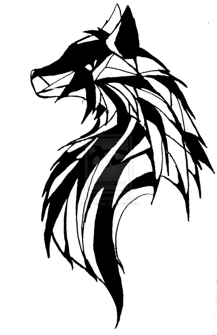 719x1112 Black And White Wolf Drawing 437 Best Images About Wolves