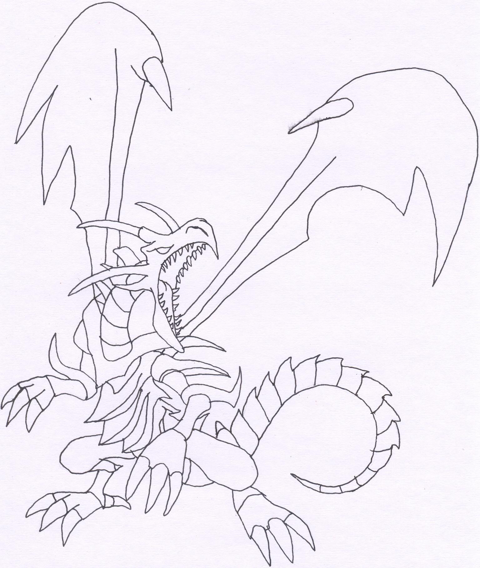 1536x1818 Red Eyes Black Dragon Drawing How To Draw Red Eyes Black Dragon