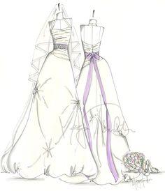 236x274 Red Dresswedding Dress Sketch Dresses Wedding