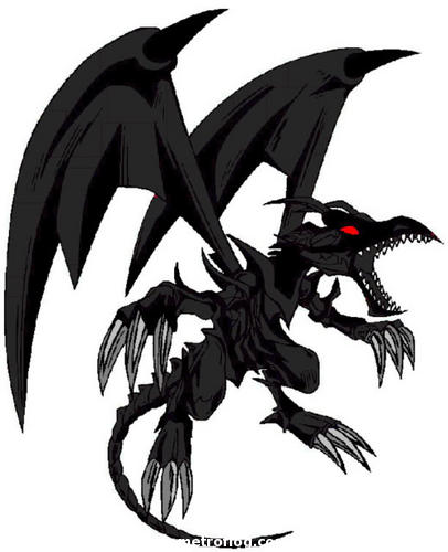 406x500 Red Eyes Black Dragon Disney Versus Non Disney Villains Wiki