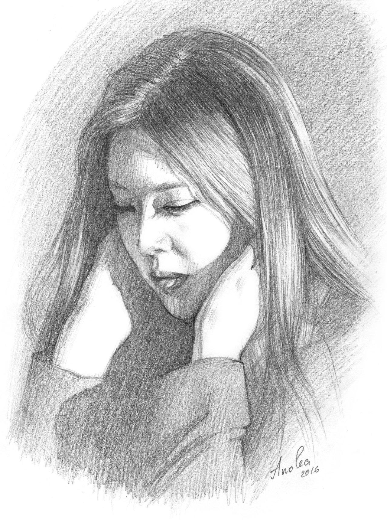 1280x1739 Irene (Red Velvet) By Anoleanova