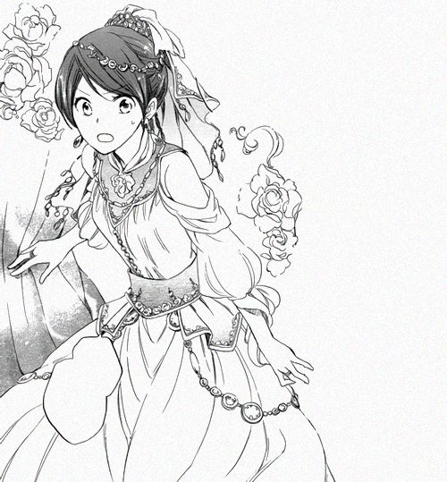 500x539 Snow White With The Red Hair Manga Kiss