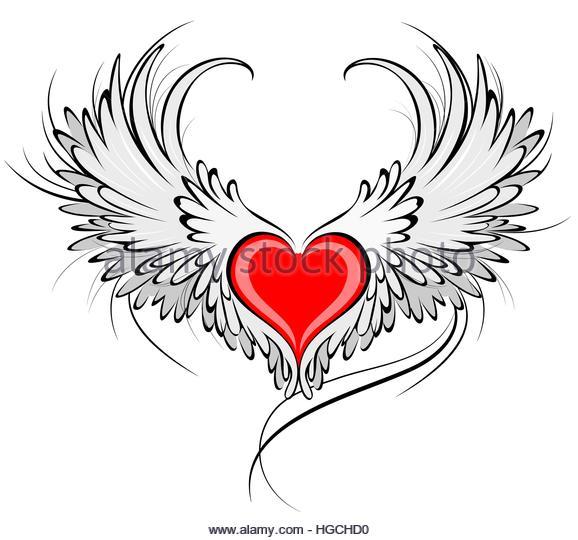 578x540 Angel Heart Stock Photos Amp Angel Heart Stock Images