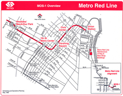 500x389 Metro Red Line, Mos 1 Overview On . May