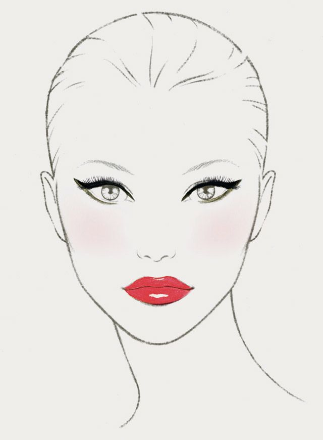 640x870 Red Lips Beat Faced Lips