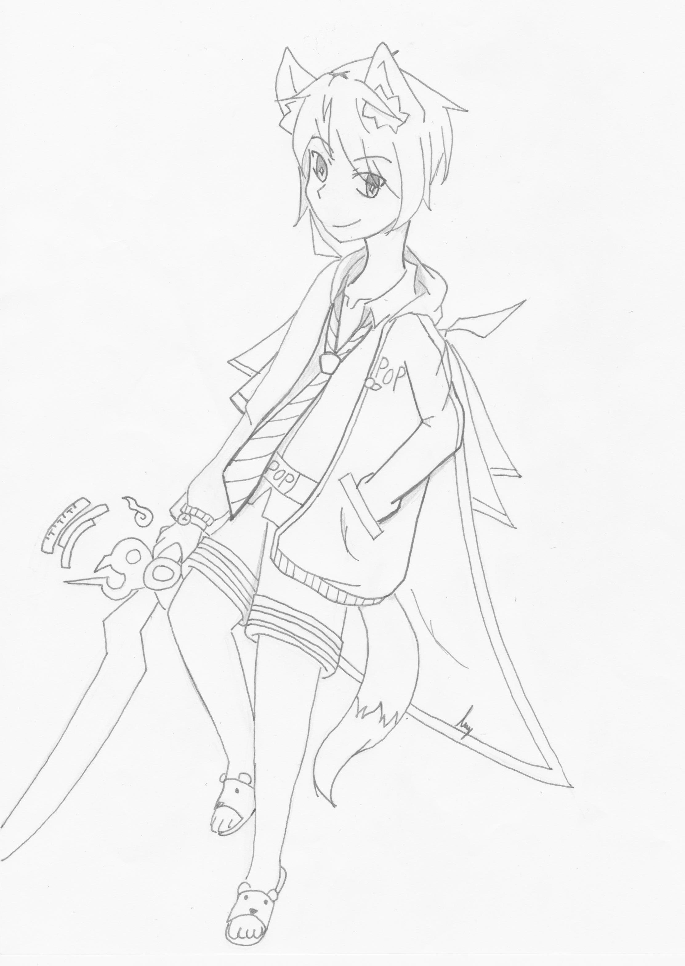 2225x3137 I'M Bored Free Drawings