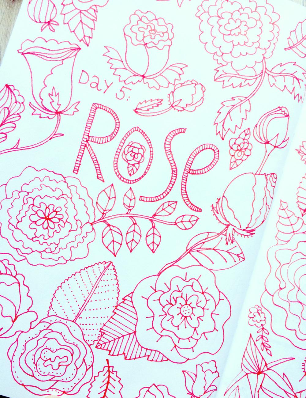 1000x1299 Klika Design Rose