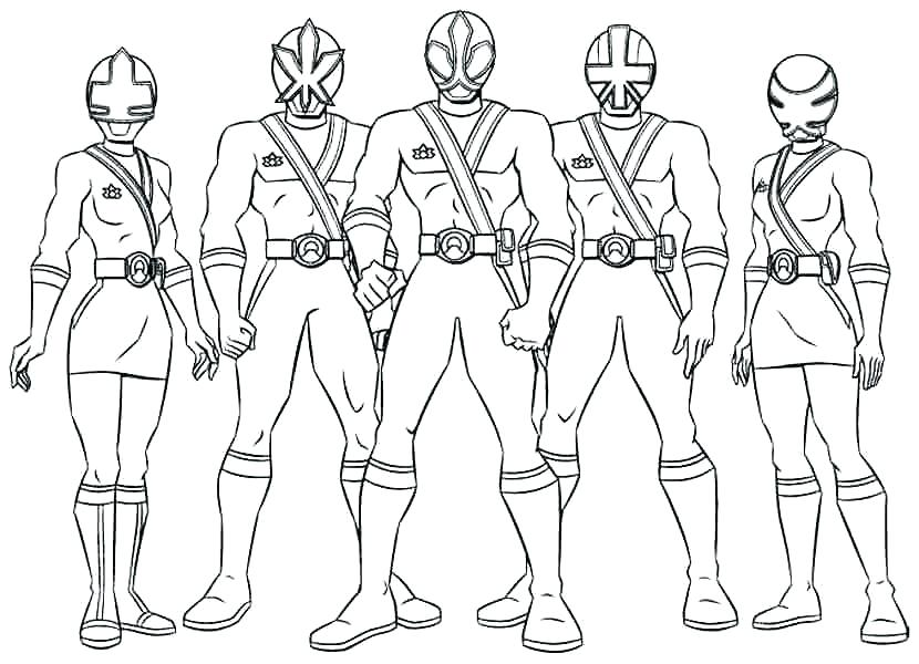 830x600 Power Ranger Coloring Books As Well As Red Power Ranger Coloring