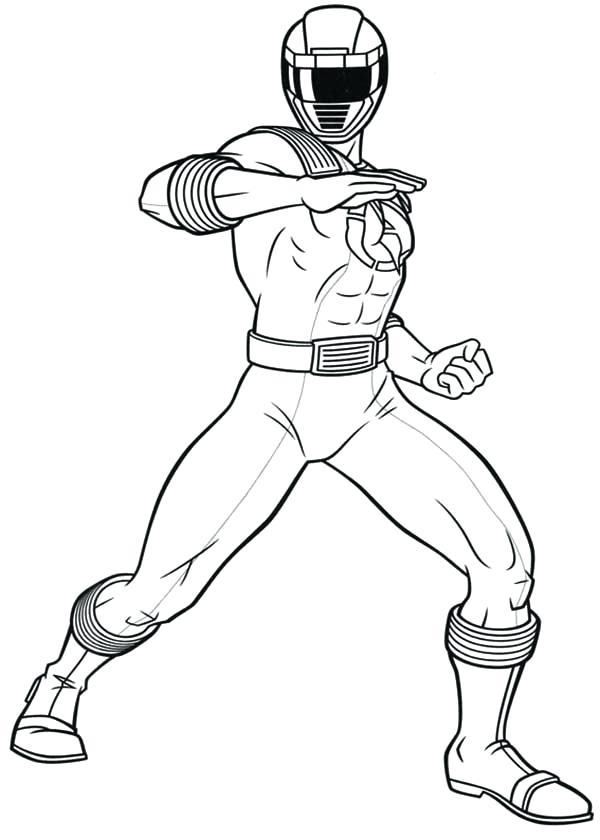 600x840 Power Rangers Coloring Pages Power Rangers Ninja Storm Defending