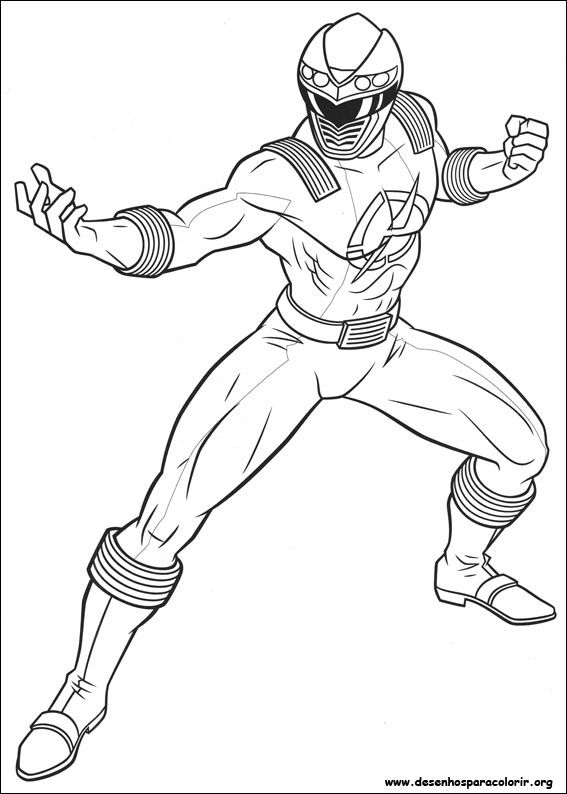 567x794 Power Rangers Coloring Pages For The Children. Crafts