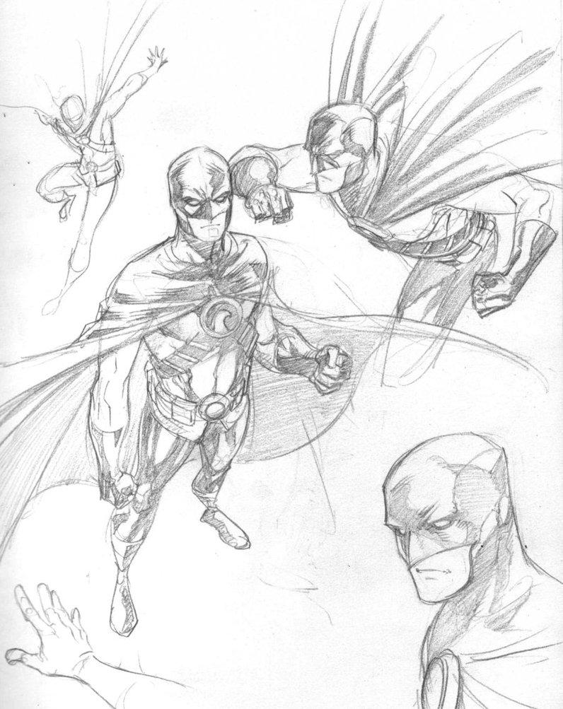 796x1003 Red Robin Sketches By 0boywonder0 Dc Comics. Robin. Red Robin