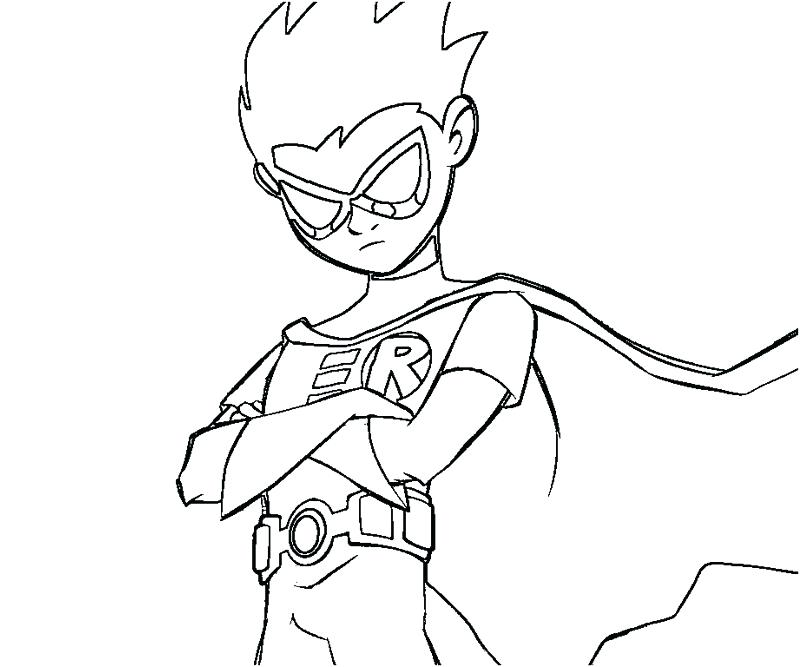 800x667 Robin Coloring Pictures Robin Coloring Pages Batman Christopher