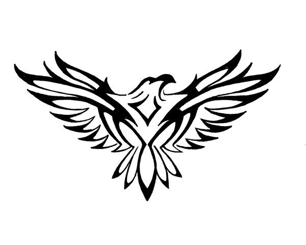 600x480 Red Tail Hawk Tattoo Idea Hawk Tattoo Ideas Hawk