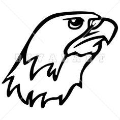 236x236 Red Tailed Hawk Clipart Hawk Mascot