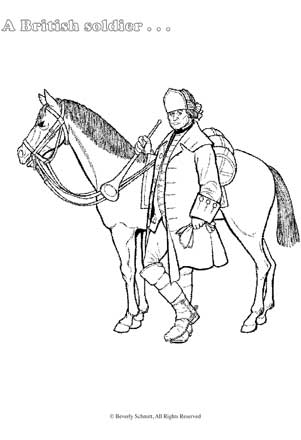 301x440 Colonial Sense Society Lifestyle Kolonial Kids Coloring Pages