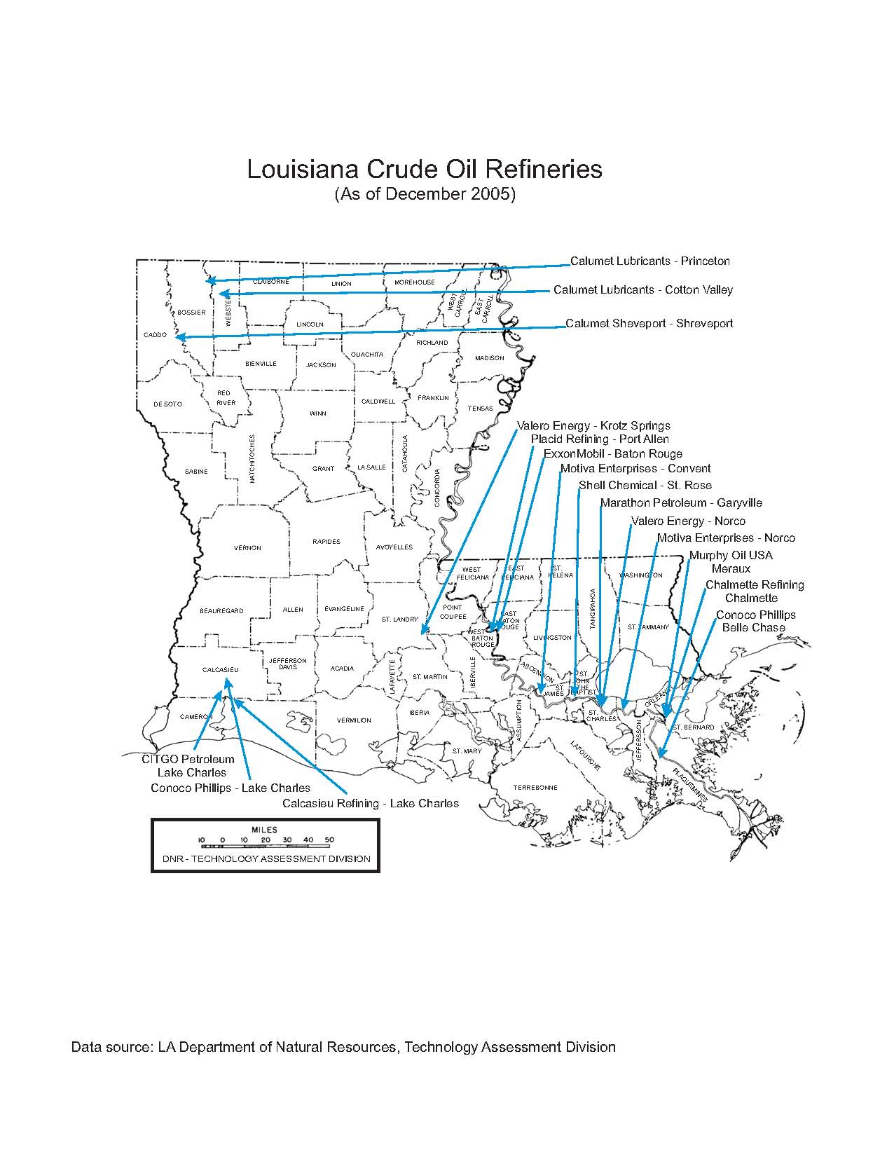 1276x1651 Department Of Natural Resources State Of Louisiana
