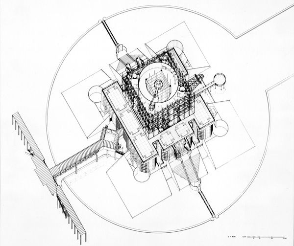 600x503 14 Best Isometric Images On Architecture Drawings