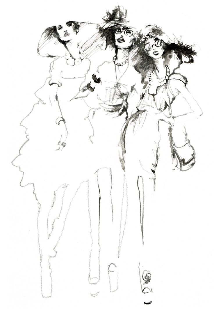 736x1062 31 Best Fashion Illustration Images On Couture