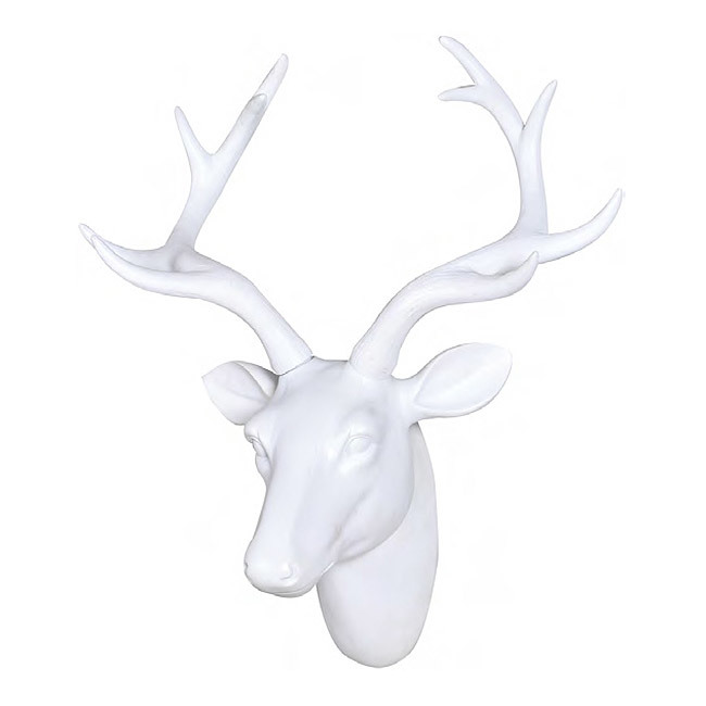 650x650 Reindeer Head Wall Display Bits Amp Pieces