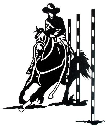 420x500 Western Graphics Pole Bending. I Loved Pole Bending. Horses