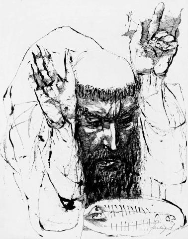 378x480 Szalay Lajos Szent Ferenc Drawings Drawings