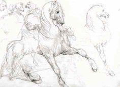 236x172 Gericault Drawings