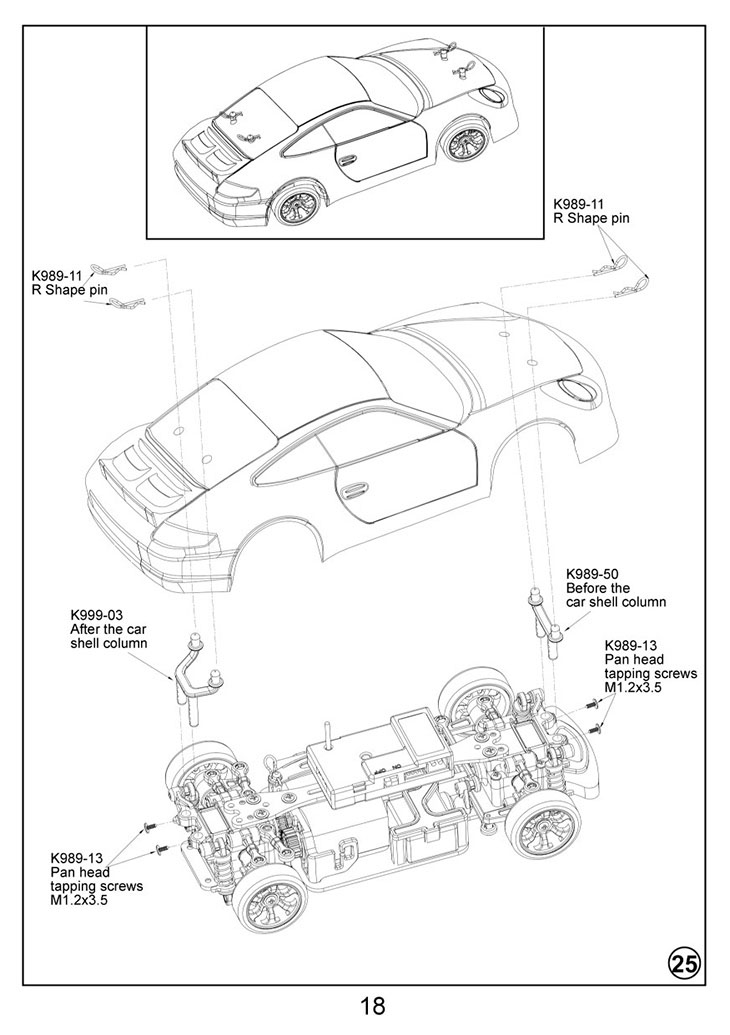 toy cars diagram