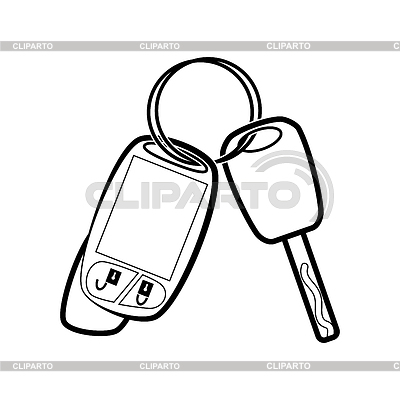 400x400 Car Key With Remote Control Stock Photos And Vektor Eps Clipart