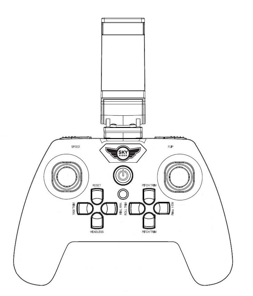 823x965 Remote Control