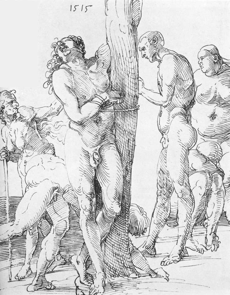 742x953 Male And Female Nudes 1515 Albrecht Durer Stadelsches