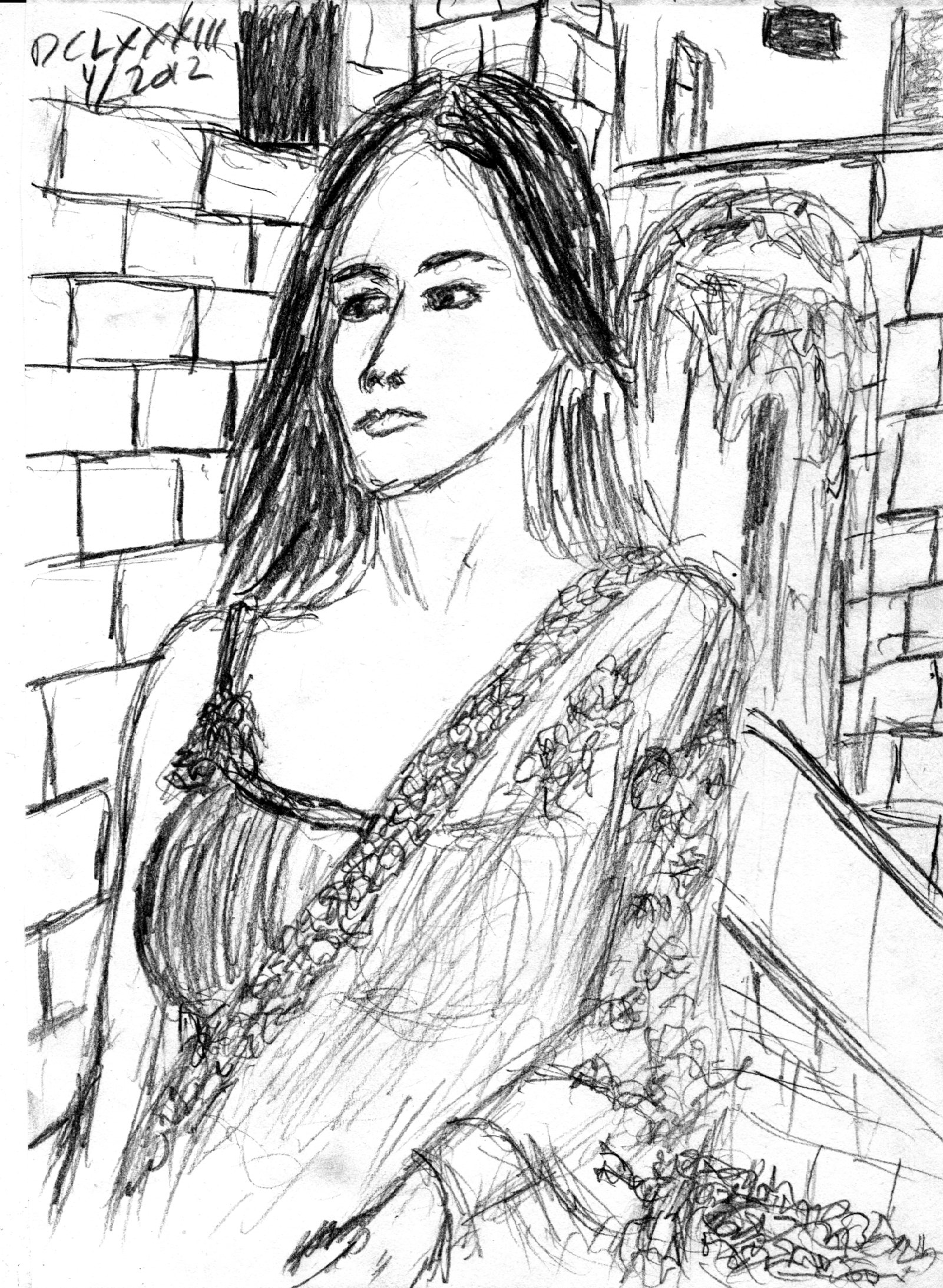 1601x2186 Renaissance Princess Best Of My Sketches