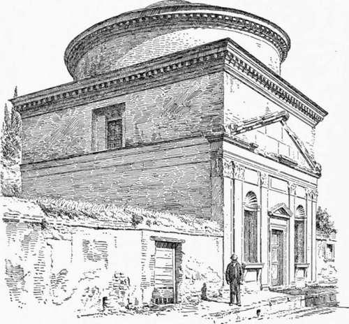500x464 Church Architecture Of The Roman Renaissance. Part 5