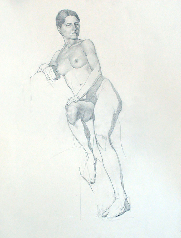 577x758 Kline Academy Of Fine Art Blog Meet Our New Figure Drawing