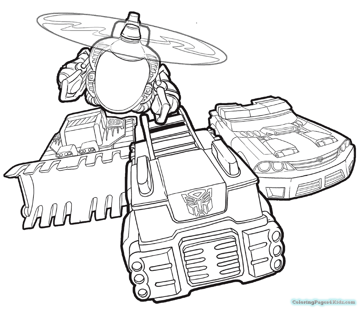 1190x1024 Rescue Bots Bumblebee Coloring Pages Chase Coloring Pages For Kids