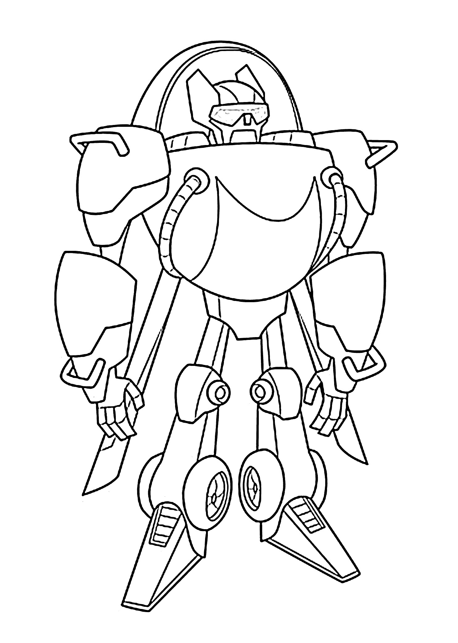 1483x2079 Rescue Bots Coloring Pages To Print Copy Blades Rescue Bot