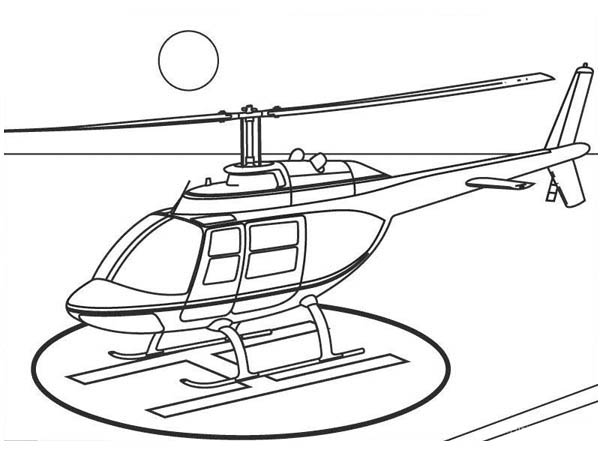 600x450 Coloring Pages Coloring Pages Draw A Helicopter Drawn Rescue 18