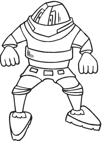 349x480 Bible Coloring Pages Retro Robot Coloring Page Preview Print