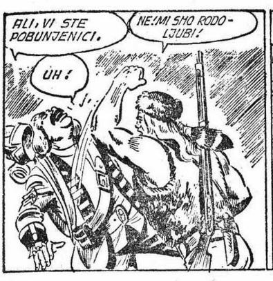 395x407 Razvigor ) Comics Trappers And American Revolutionary War