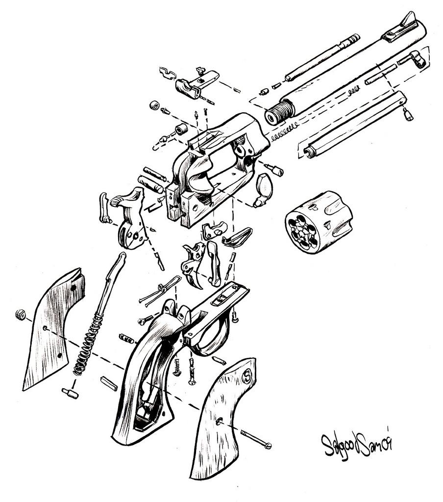 904x1024 Revolver