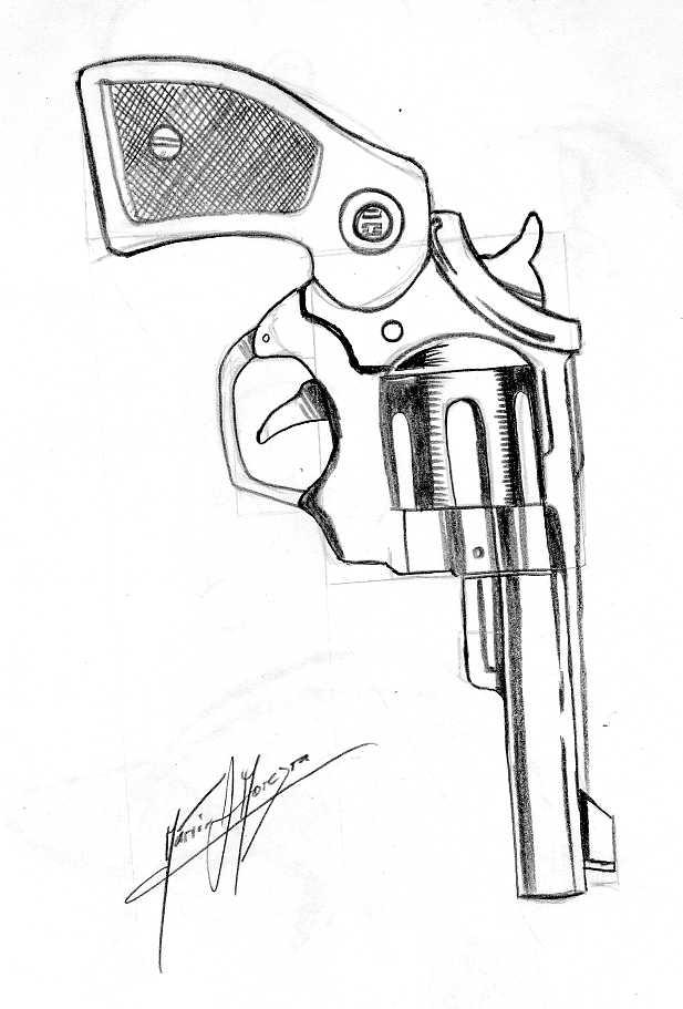 617x911 Revolver 180 By Moreyramartin