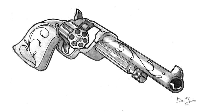 800x448 Revolver Shaded By Killadade