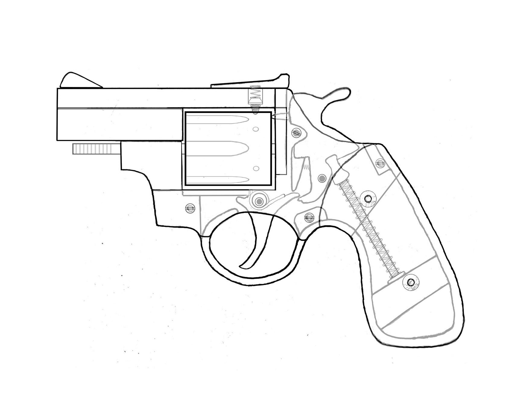 1678x1311 Homemade Revolver Impro Guns
