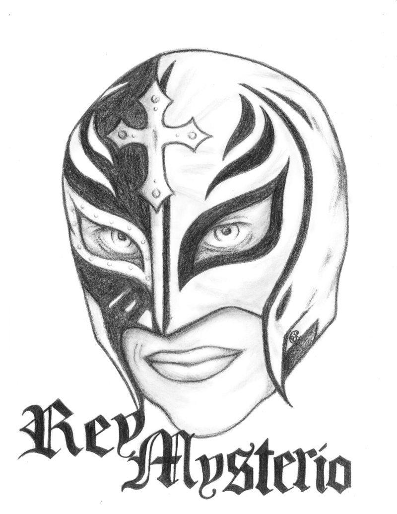 800x1035 Rey Mysterio By Gg Lover