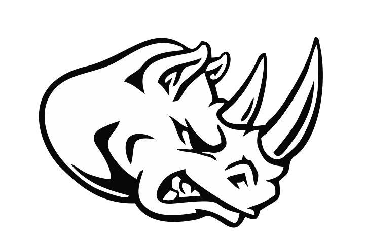Rhino Cartoon Drawing