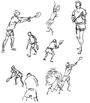 Rhythm Drawing