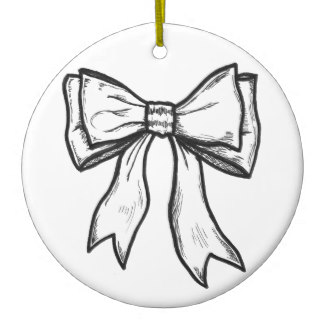 324x324 Holiday Bow Christmas Ribbon Drawing Merry Christmas Amp Happy New