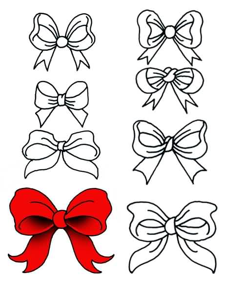 500x609 Image Result For Sailor Moon Bow Tattoo Tats