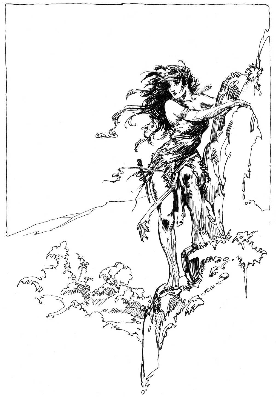 1008x1449 The Cave Girl Edgar Rice Burroughs Edgar Rice Burroughs