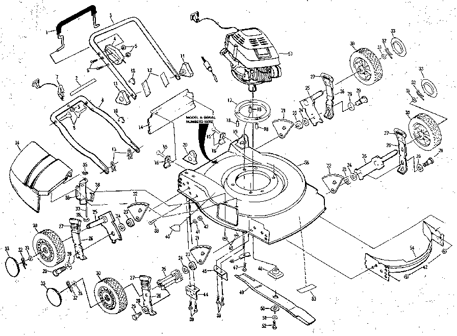 john deere d140 mower steering parts diagram